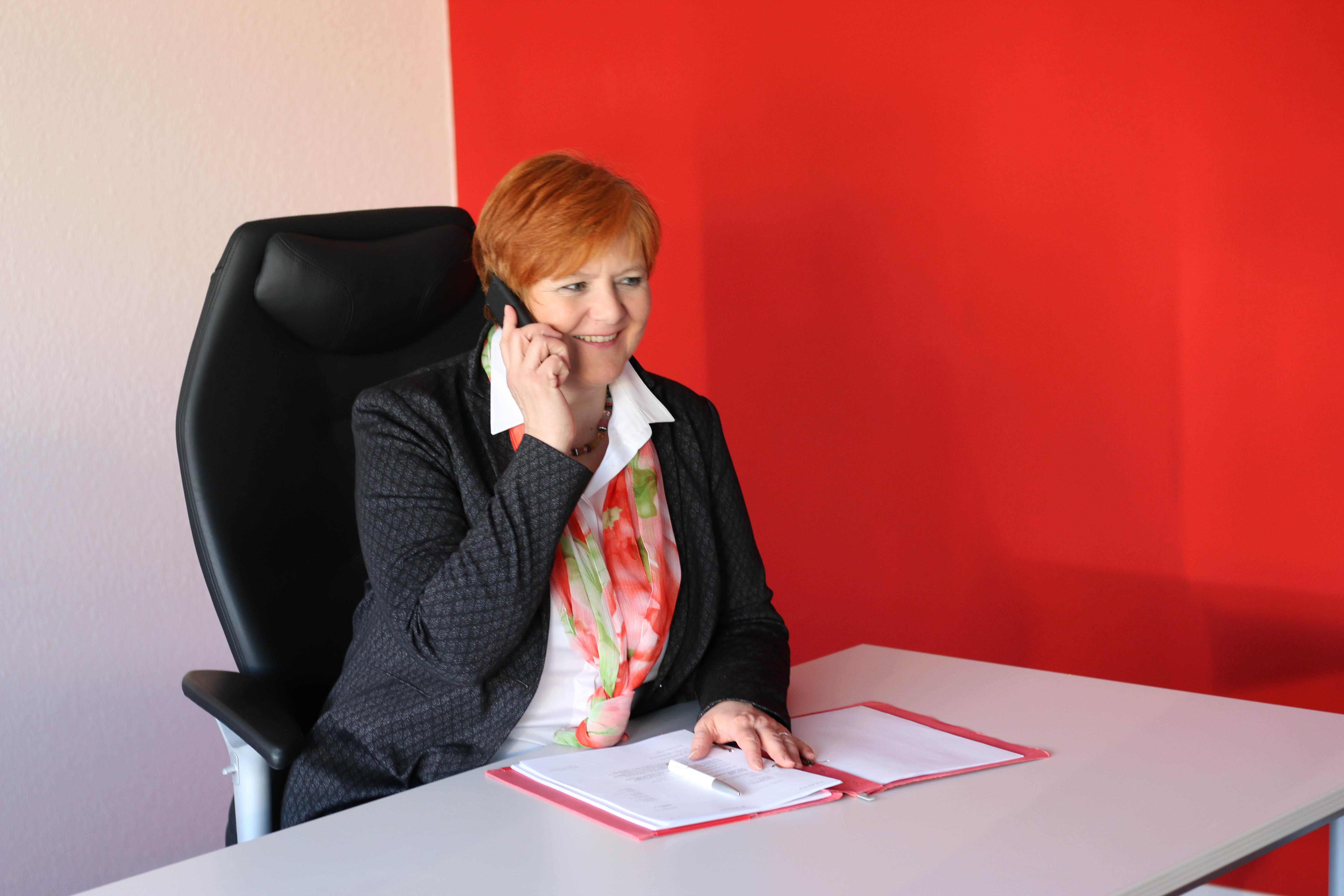 Manuela Müller Fachanwältin in Pforzheim